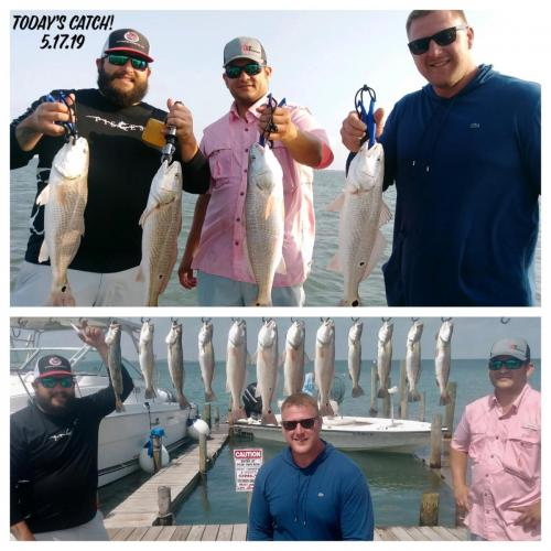 Fishing Guide South Padre Island 5.17.19