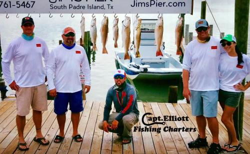 Fishing charter South Padre Island Guides 7