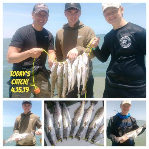 Fishing Guide South Padre Island 11.2